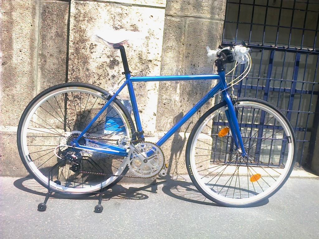 Blackjack r1780 wheelset
